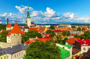 السياحة فى استونيا