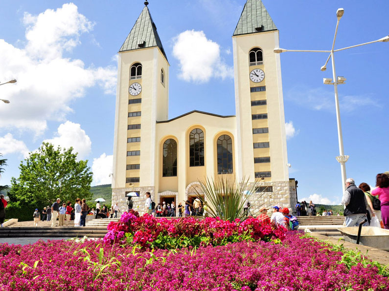 bosnia and herzergovina tourism medugorije795