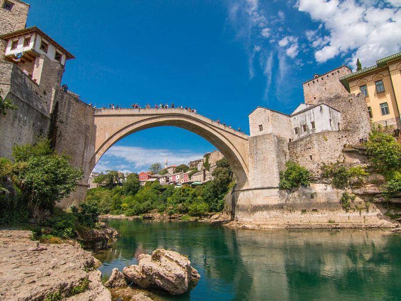 السياحة فى البوسنة و الهرسك