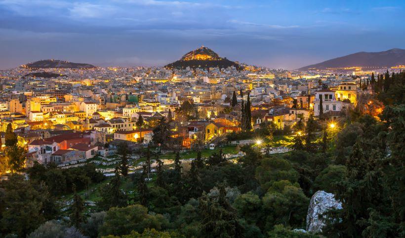 اليونان اثينا