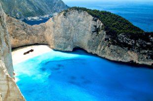 أفضل شواطىء اليونان