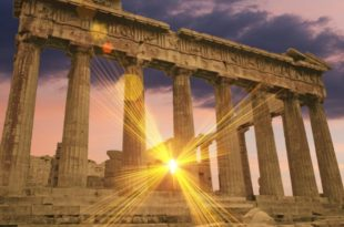 اين تقع اليونان وكيفية السفر الى اليونان