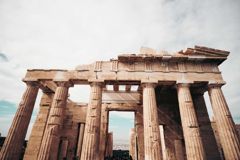 معلومات عن اثينا