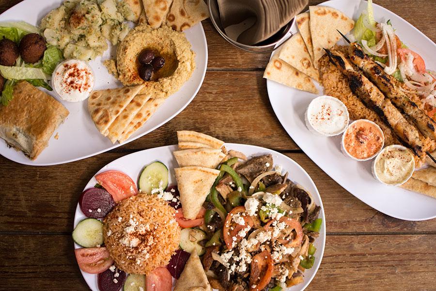 مطاعم حلال في اثينا اليونان