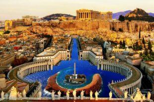 الأنشطة السياحية فى أثينا