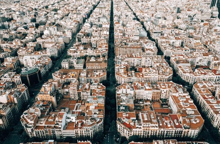 اماكن سياحية في برشلونة