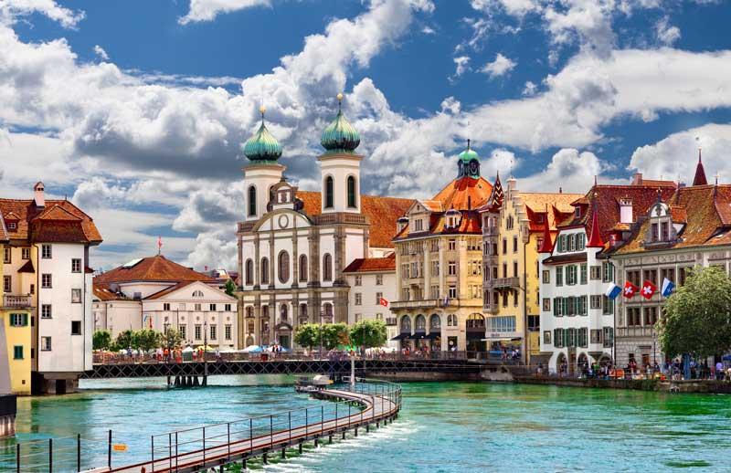 لوسيرن ، سويسرا