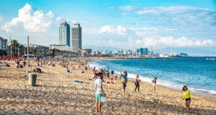 شاطئ برشلونيتا