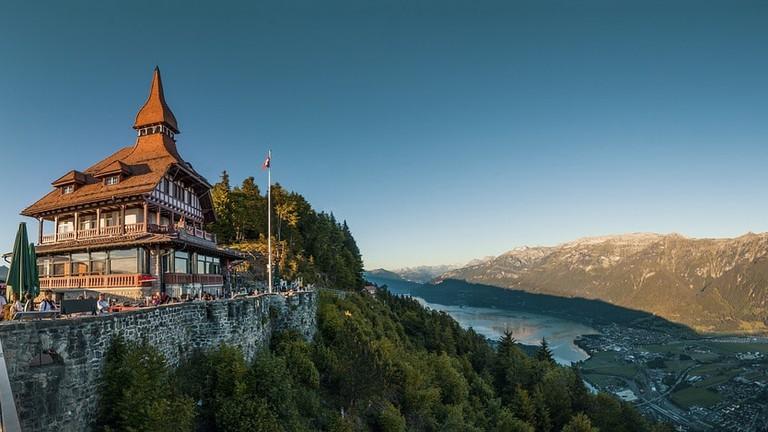 إنترلاكن ، سويسرا
