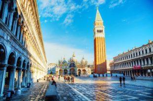 الأنشطة السياحية فى فينيسيا