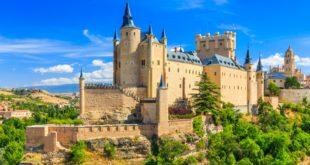 أجمل قلاع و قصور أسبانيا