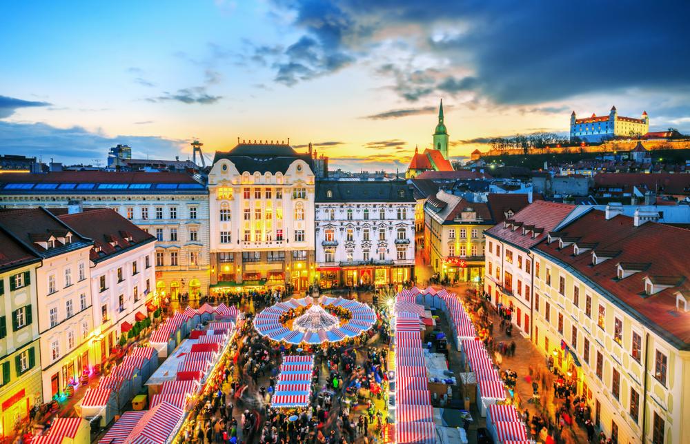 ماهي عاصمة سلوفاكيا المسافرون الى اوروبا