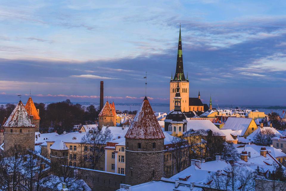 مدن استونيا