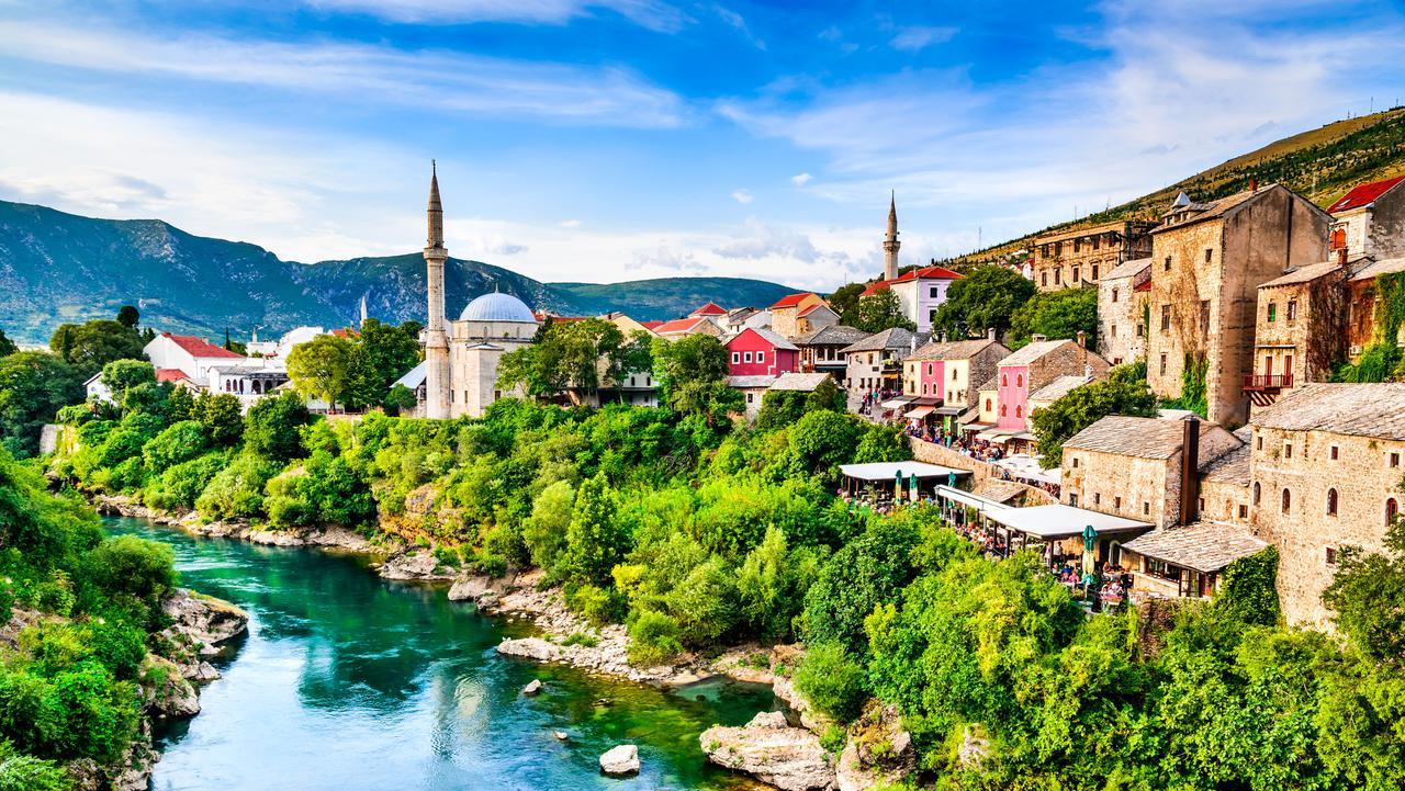 مدن البوسنة و الهرسك