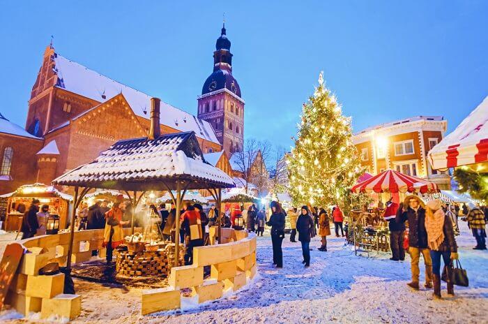 أكبر مدن لاتفيا