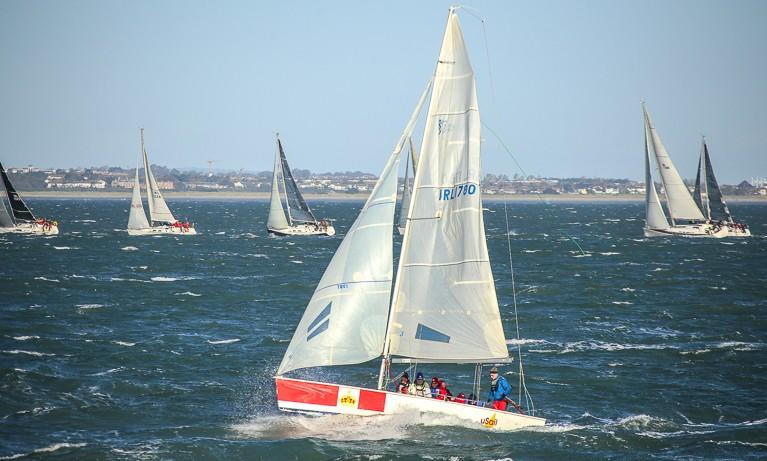 استضاف خليج دبلن أول سباق مفتوح لليخوت في عام 1663 في العالم.