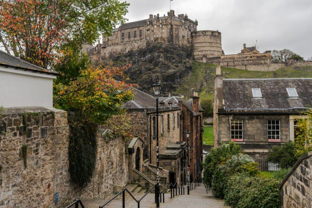 ما هى عاصمة اسكتلندا