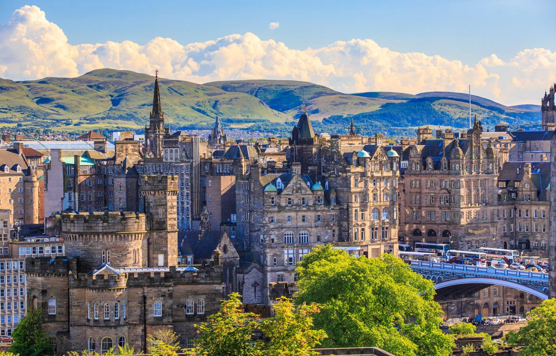 عاصمة اسكتلندا