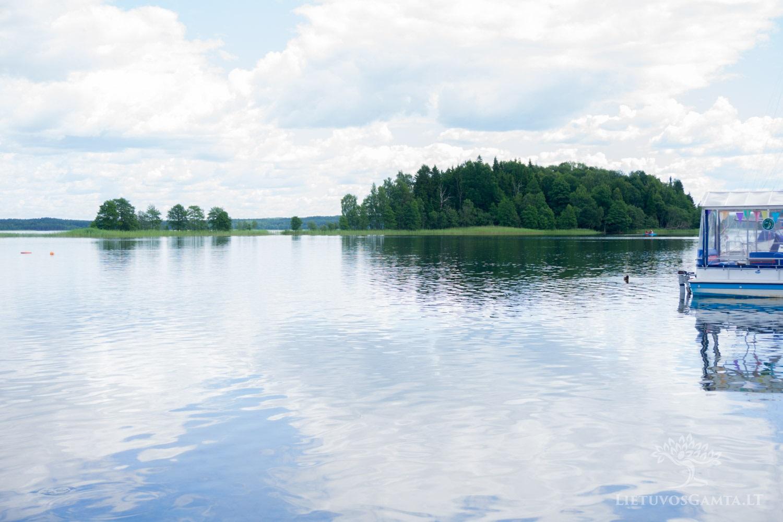 الجزر فى ليتوانيا