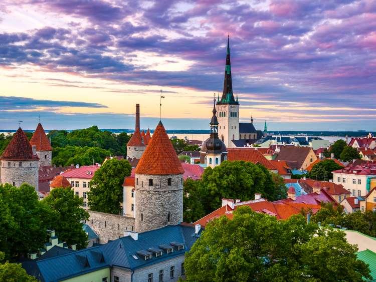 ما هي عاصمة استونيا