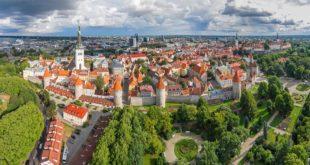 ما هى عاصمة استونيا