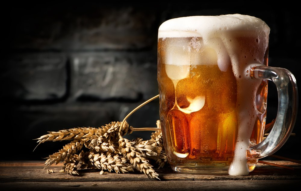 يستهلك الإيرلندي 131.1 لترًا من البيرة سنويًا.