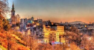 عاصمة صربيا