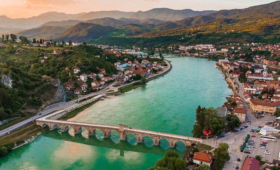 عاصمة البوسنة و الهرسك