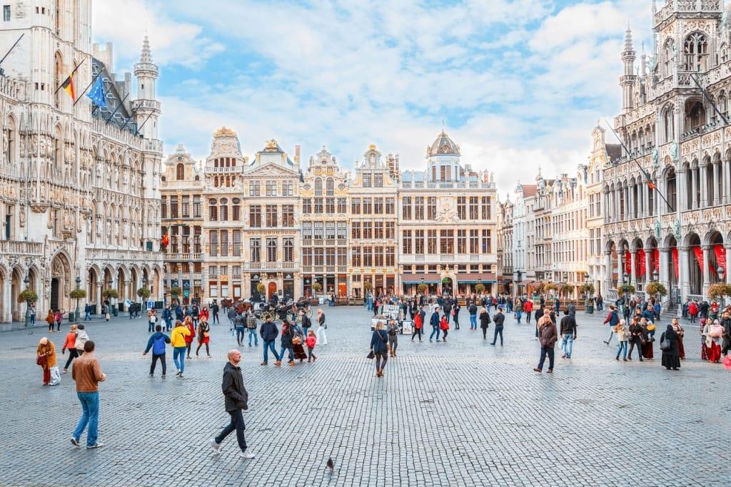 ما هى عاصمة بلجيكا
