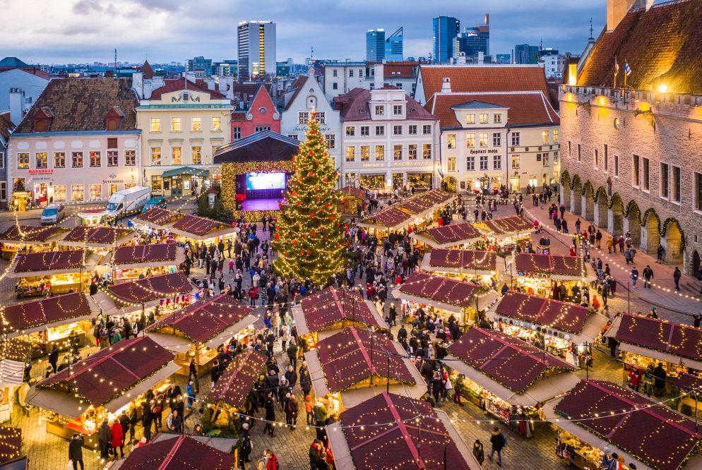 عاصمة استونيا