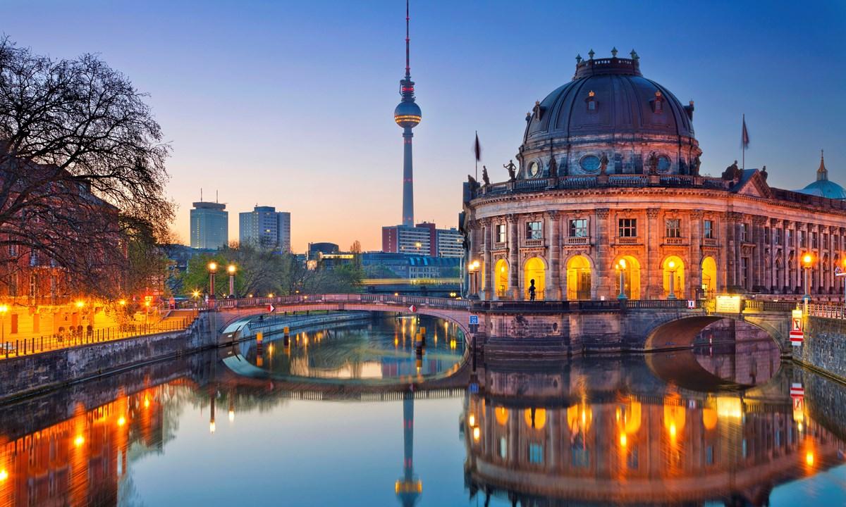 ما هي عاصمة المانيا المسافرون الى اوروبا