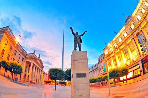 ما هى عاصمة ايرلندا