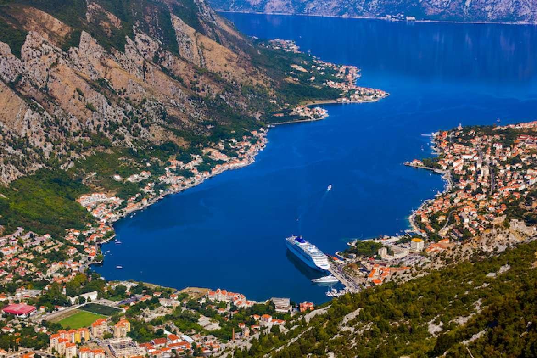 مدن الجبل الأسود