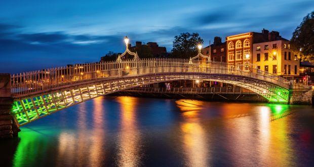 مدن ايرلندا