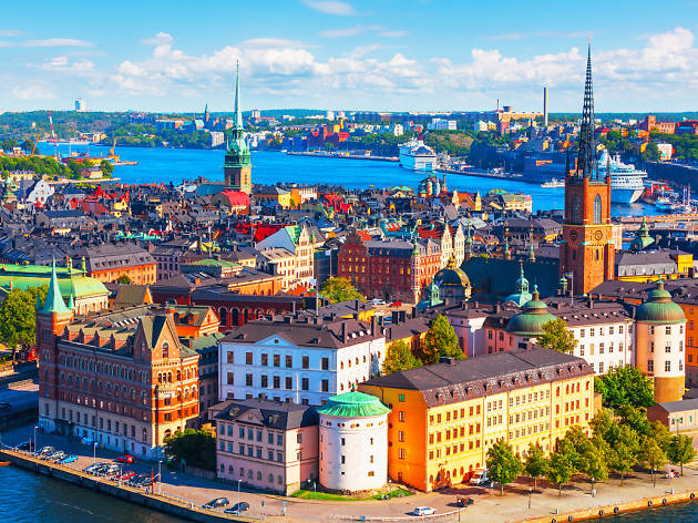 ما هي عاصمة السويد المسافرون الى اوروبا