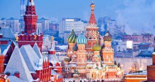 ما هى عاصمة روسيا