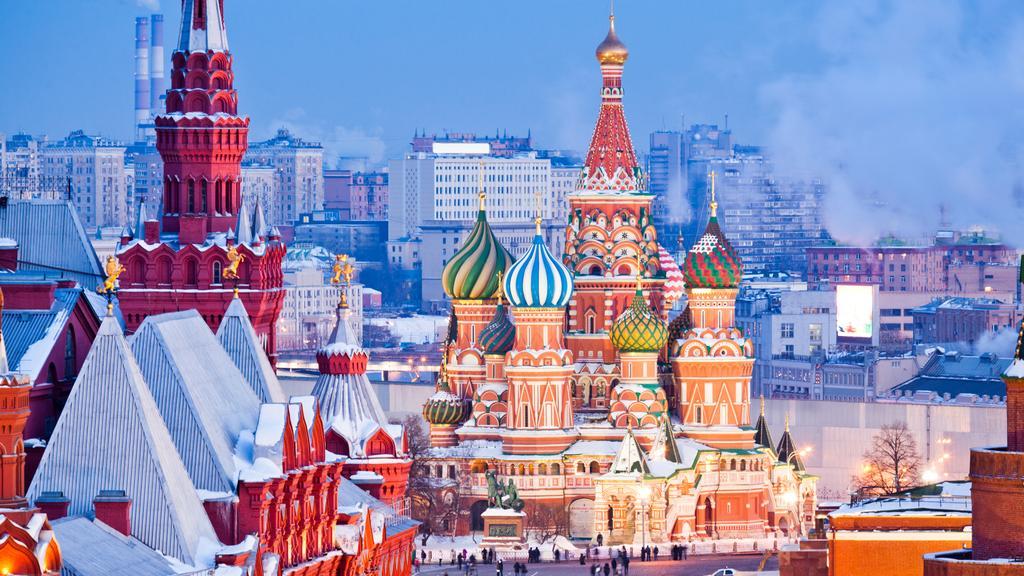 ما هي عاصمة روسيا المسافرون الى اوروبا