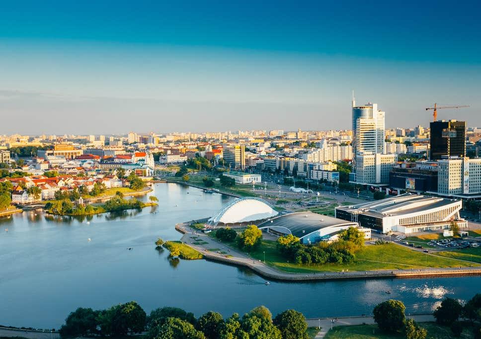 عاصمة بيلاروسيا