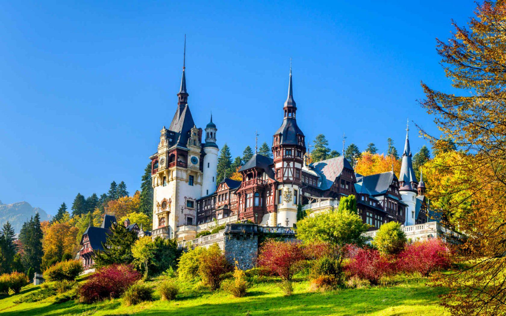 مدن رومانيا