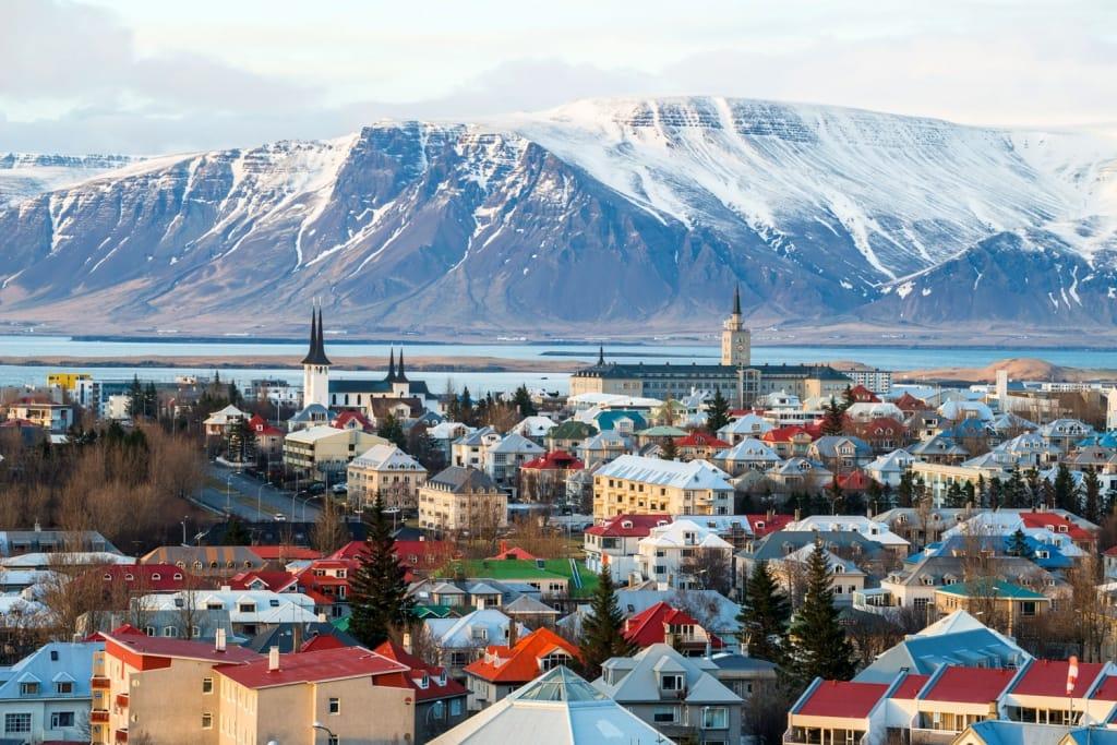 ما هى عاصمة ايسلندا