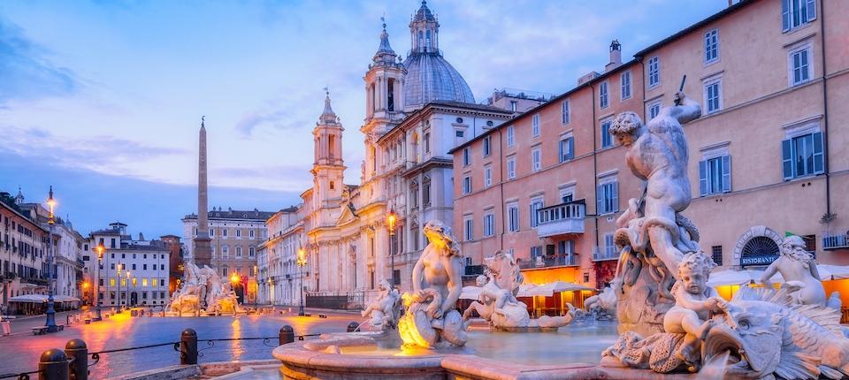 عاصمة ايطاليا