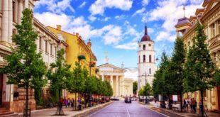 ما هى عاصمة ليتوانيا