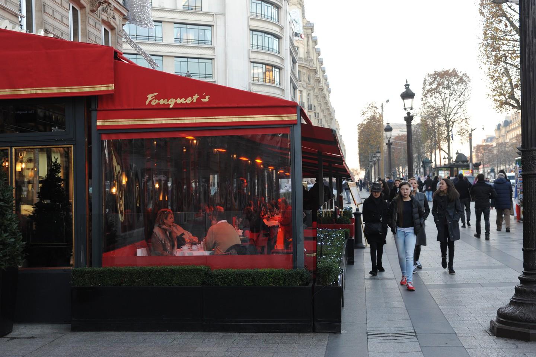 Le Fouquet's
