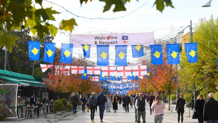 مدن كوسوفو