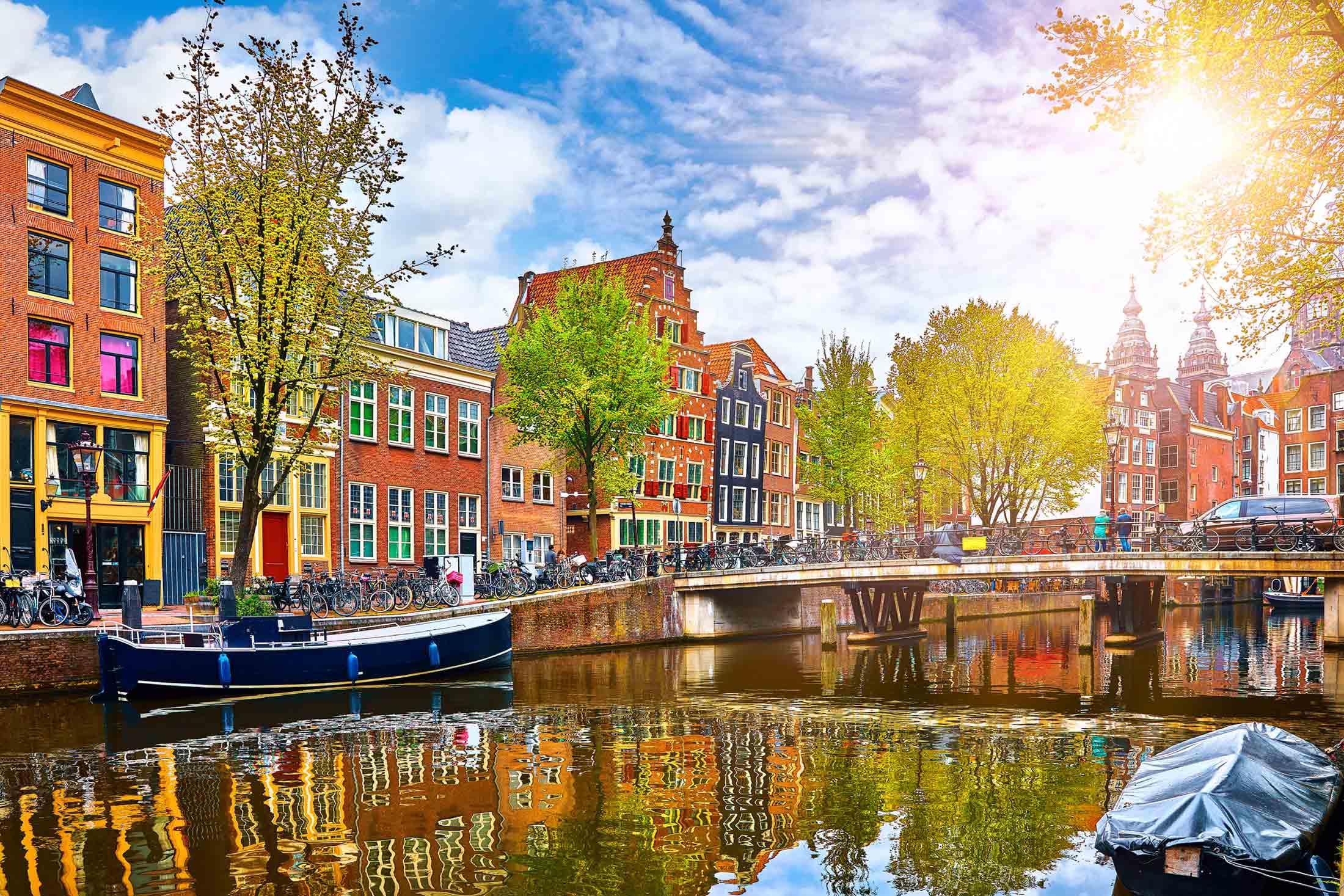 ما هى عاصمة هولندا