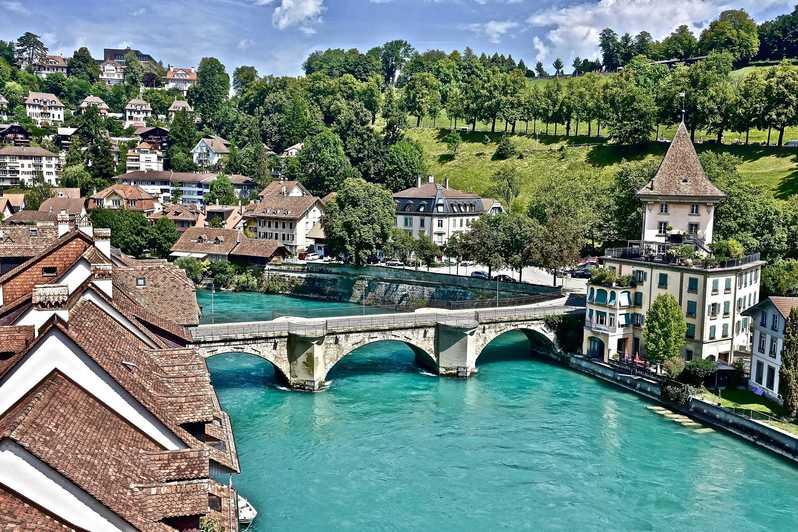 عاصمة سويسرا برن