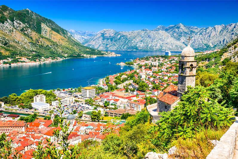 عاصمة الجبل الأسود