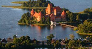 مدن ليتوانيا