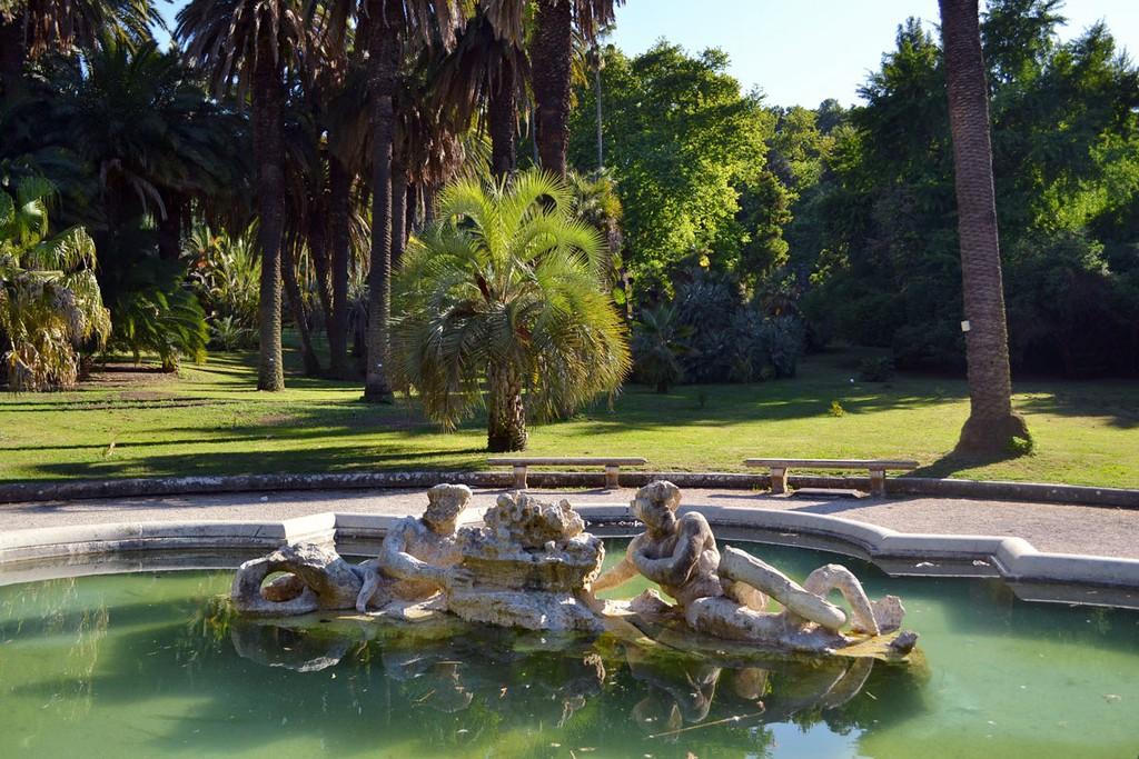 أجمل الحدائق فى روما