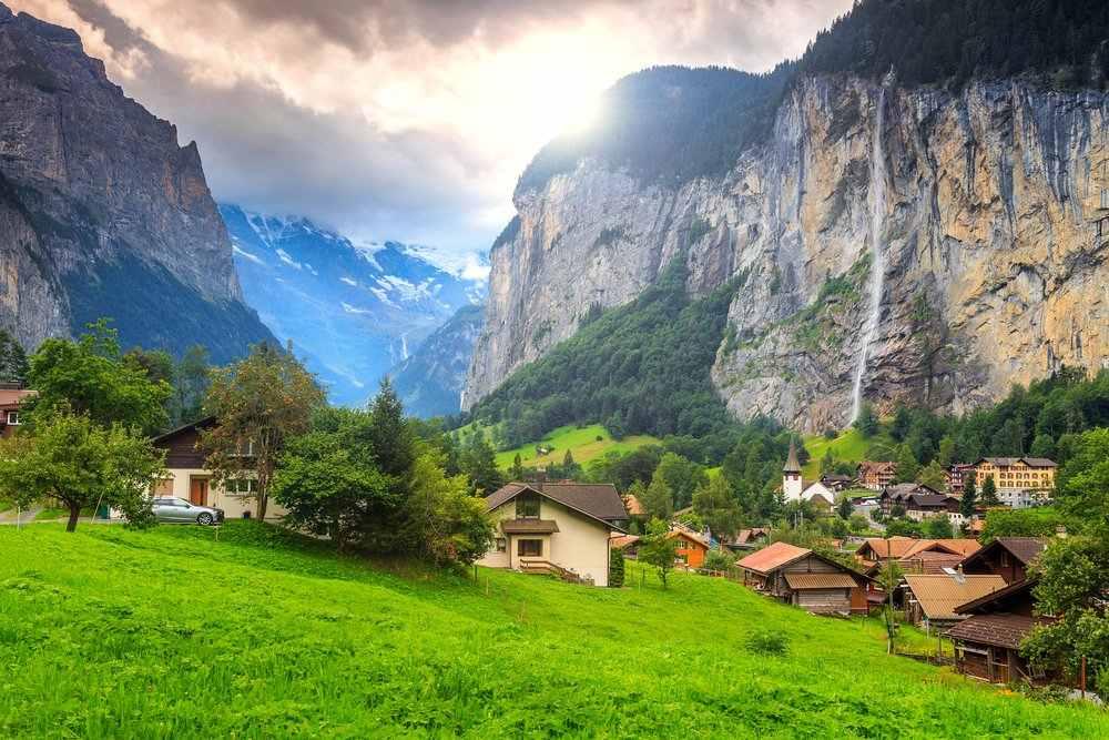 عدد سكان دولة سويسرا